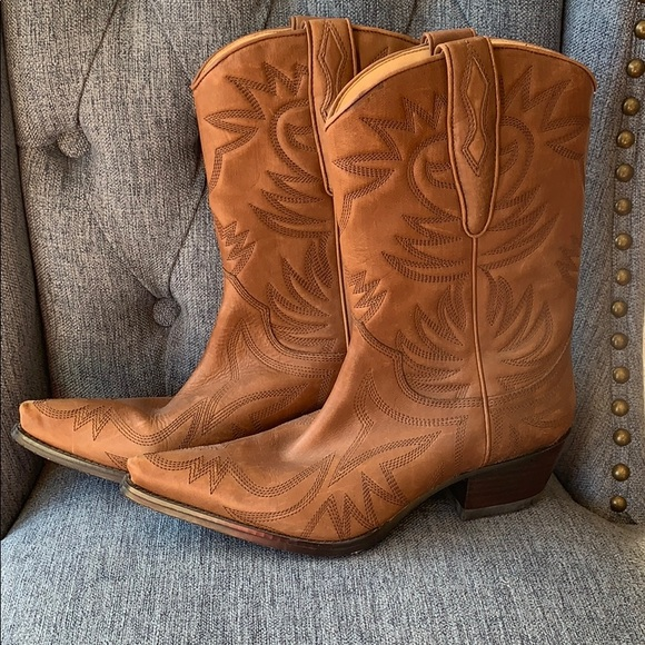 efa151f6c43 Guess by Marciano Cowgirl boots